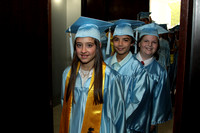 AA Commencement Exercise Sixth Grade 21mayo12
